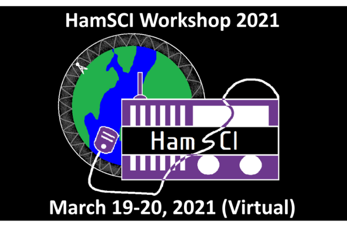 HamSCI 2021 Workshop Logo