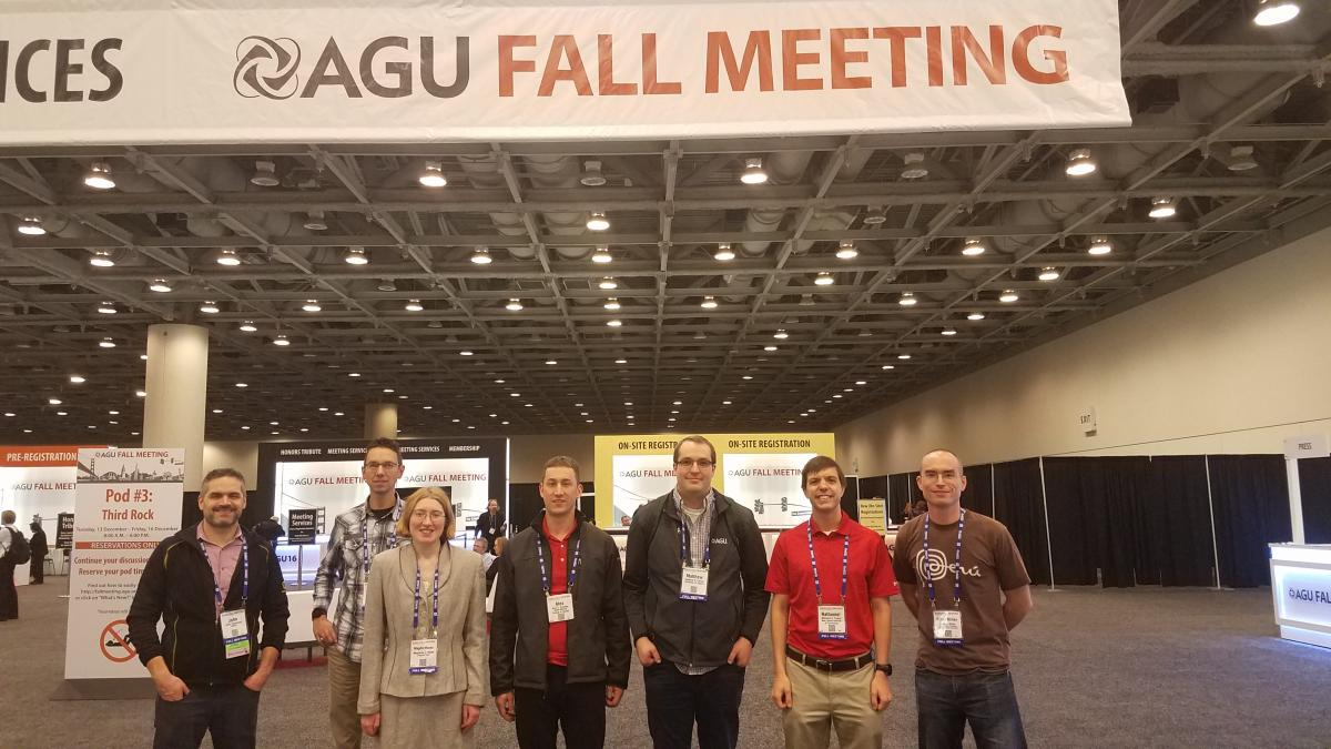 HamSCI Meetup at 2016 Fall AGU