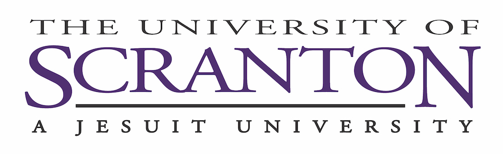 University of Scranton Wordmark